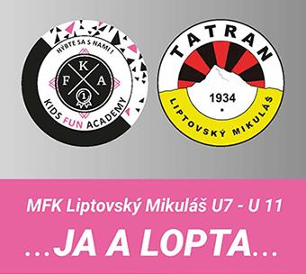 MFK Liptovský Mikuláš Registrácia